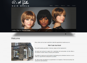 R&A Fuller Hair World